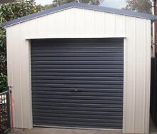 Shed/Garage with roller door South Kolan Bundaberg Surrounds Preview