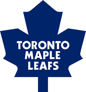 Leafs vs. Canadiens Sunday October 2, 2016 at 7:00PM