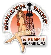 Oilfield Decal