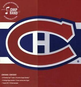 Neuf CD musique Canadiens de montréal:100 ans de passion