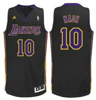 ◆ New with Tags Adidas NBA Basketball Jersey Steve Nash Lakers ◆