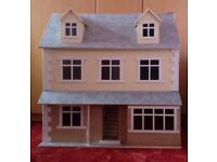Dolls house emporium Springwood cottage needs to be finished