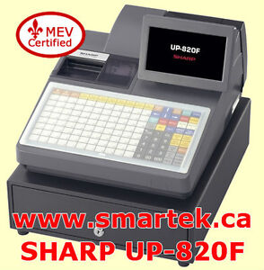 Caisses Enregistreuses CASIO,SHARP,SAM4S, MEV/SRM Cash Registers