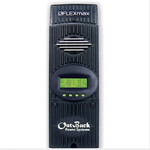 OUTBACK POWER FLEXMAX 60 AMP MPPT SOLAR CHARGE CONTROLLER FM60-1
