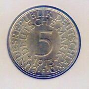 5 DM Silberadler