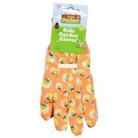 Kids Garden Gloves Age 3+: Brand New and Unworn with Tags Attached
