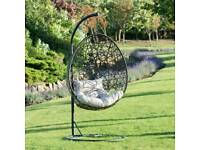 (New) Hanging Egg Chair Free delivery