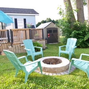 Sherkston cottage for rent $450