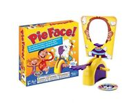 Pie face game brand new , boxed