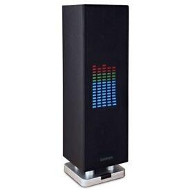BRAND NEW Goodmans Bluetooth LED Tower Speaker