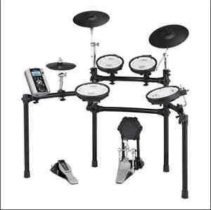 Roland TD-9 kit with all mesh heads and upgrades