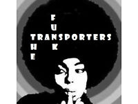 VOCALIST/ LEAD GUITARIST/ SAX PLAYER/ KEYBOARD PLAYER WANTED FOR THE FUNK TRANSPORTERS