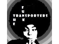 Vocalist wanted for The Funk Transporters