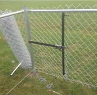 Looking for chainlink fence