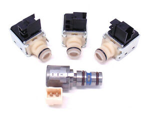GM 4T60E Transmission Solenoid Kit 1-2 / 2-3 / TCC / Lock-up 91-ON 4PC (99160)
