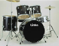 Brand new LINKO Drum Set