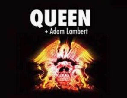 Queen & Adam Lambert - 6th March - Perth Arena