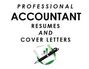 RESUMES and COVER LETTERS for ACCOUNTANTS Adelaide CBD Adelaide City Preview