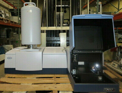 Bruker Multiram Ft-ram Raman Spectrometer Ge Detector Exclnt  4 Mo Wrty