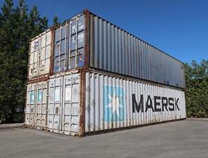 40ft Standard Containers