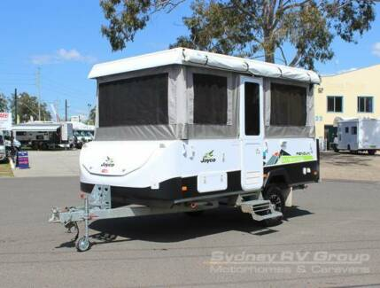 CU683 Jayco Penguin OUTBACK Pop Top Camper, Comfort & Strength Penrith Penrith Area Preview