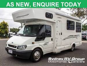 U3342 Kea Dreamtime 6 Speed Turbo Diesel In Immaculate Condition! Penrith Penrith Area Preview