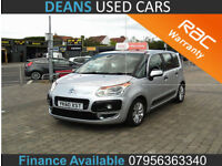 2010 Citroen C3 Picasso 1.6HDi ( 90bhp ) VTR+ FINANCE AVAILABLE