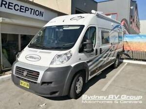 U4059 Sunliner Fiat Rialta, 2 Berth Automatic, Very LOW Km's! Penrith Penrith Area Preview