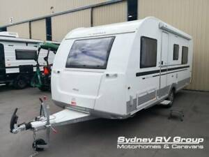 CU1394 Adria Altea 552UP, Freedom and European Design for a Low Price! Penrith Penrith Area Preview