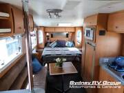 CU1291 Avan The Euro Star A Well Equipped Van With Great Features Penrith Penrith Area Preview