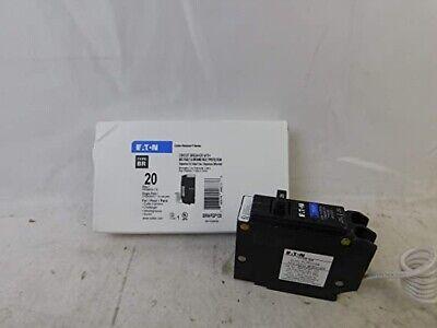 Eaton Br 20amp Dual Purpose Arc Faultground Fault Circuit Breaker Brafgf120