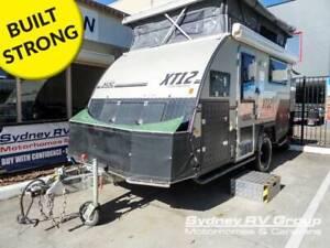 CU1301 MDC XT12 Camper Super Tough Off Road Hybrid