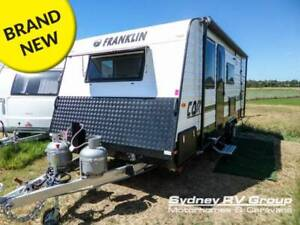 FR215 Franklin Core 196DB Great Value Family Van With Double Bunk Penrith Penrith Area Preview