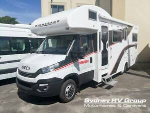NM221 Winnebago Iveco Burleigh, Sleeps 6 and Packed with Options! Penrith Penrith Area Preview