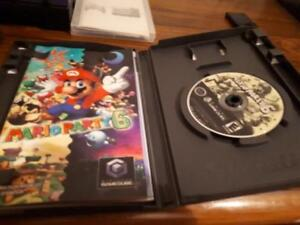 Mario Party 6 Mint complet