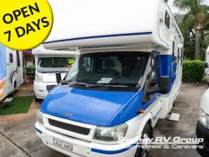 U3940 Winnebago Freewind A Neat 6 Berth Ready For Your Next Trip Penrith Penrith Area Preview