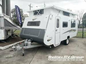CU1377 Avan Aspire 525, Pop Top, SINGLE BEDS & plenty of Features ! Penrith Penrith Area Preview
