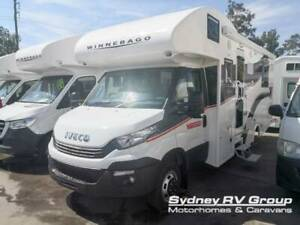 NM192 Winnebago Iveco Iluka, Pure Luxury & Class Home on Wheels! Penrith Penrith Area Preview
