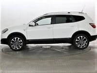 2012 (12) Nissan Qashqai+2 1.6 dCi N-TEC+ 2WD 5dr (start/stop) 7 Seater.