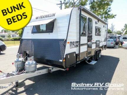 FR210 Franklin Razor 220CLW 3BS Ultimate Family Fun With Bunks Penrith Penrith Area Preview