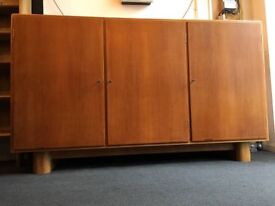 1950's One-off Bespoke Handmade Retail Storage Cabinet. Vintage/Retro/Mid Century/Haberdashery