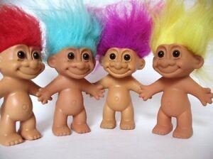 WANTED: Troll Dolls