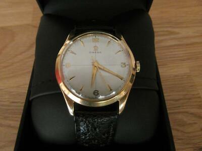 c1950 Omega Dennison 18ct Gold Watch