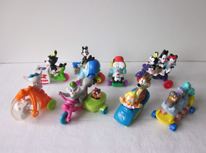 WTB Animaniacs Happy Meal Toys Mill Park Whittlesea Area Preview