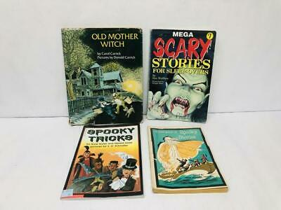 Halloween Story For Kids (Halloween Book Lot for Kids, Arrow Book of Spooky Stories, Spooky Tricks, Scary)