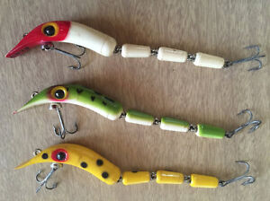 Looking for Beno lures