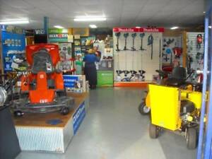 Mower Shop Business for Sale