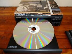 Wanted - Looking for laserdiscs, players or any old media
