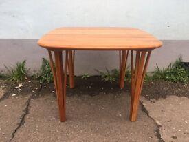 1960s Danish Coffee Table. Severin Hansen for Haslev. Vintage/Retro/Mid Century
