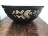 Denby pottery mixing bowl
